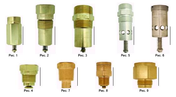 54 010 69 Клапан для заполнения емкости сжиженного газа FV AG 1 1/4 NPT х AG 1 3/4