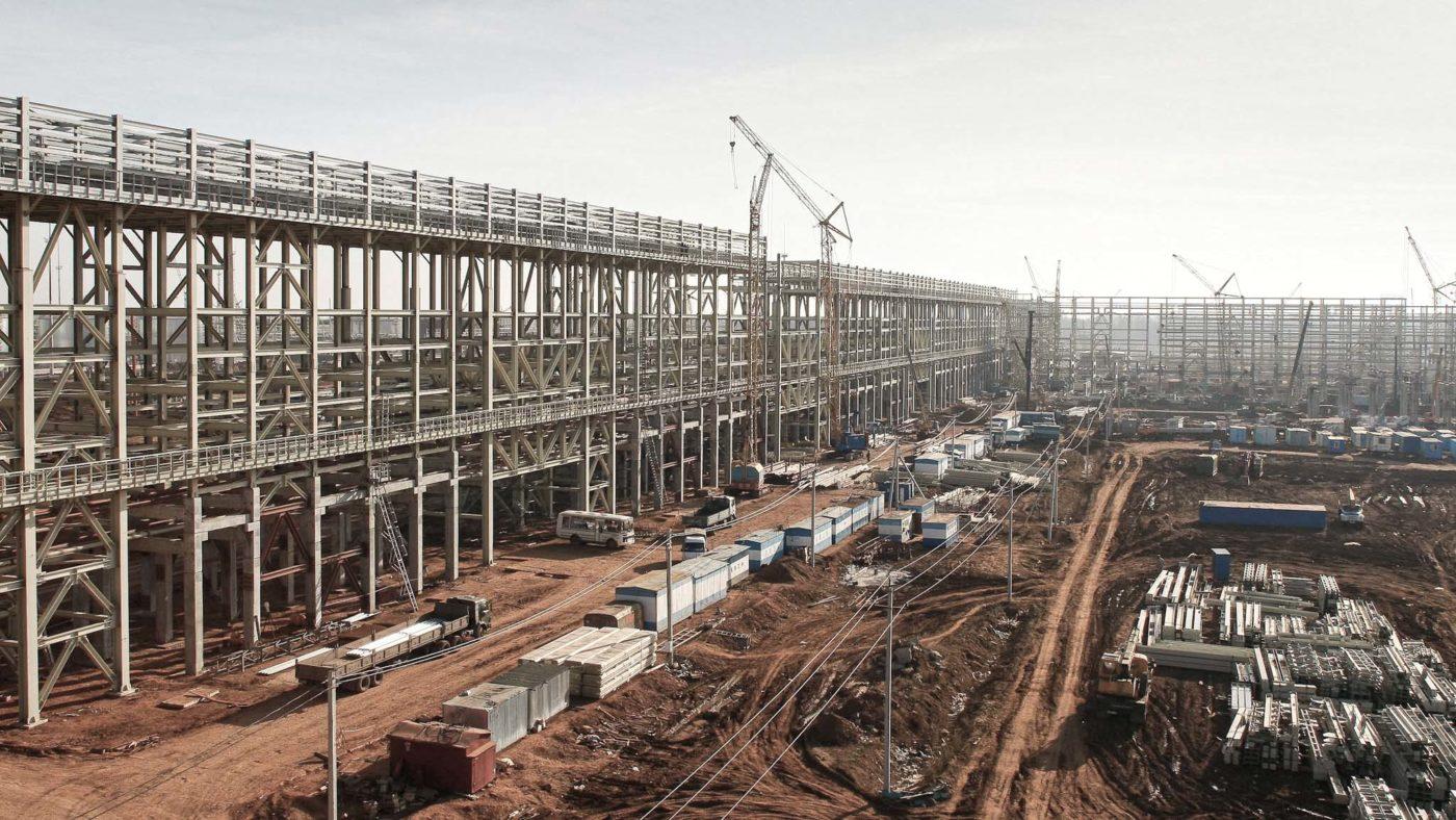 каждому строительство промышленных объектов в россии для бани сауны